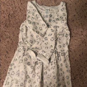 Girls fall dress